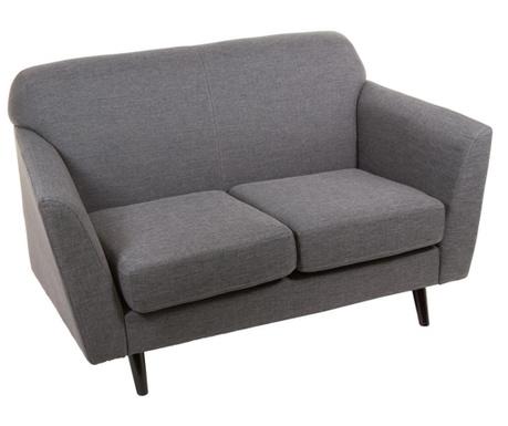 Kauč dvosjed Abbey Grey
