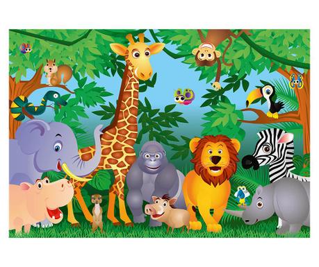Тапет In The Jungle 254x366 см