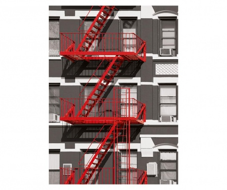 Тапет Fire Escape 183x254 см