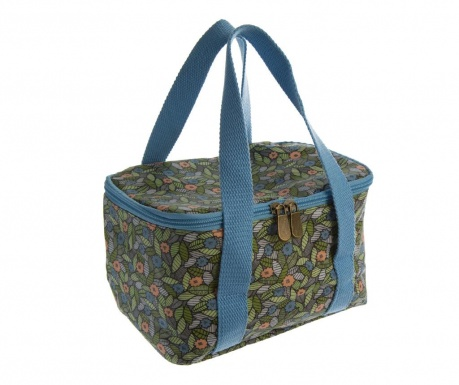 Insulated bag Floral