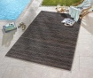 Covor de exterior Lotus Carpet Brown Orange Blue 160x230 cm