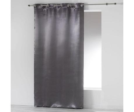 Завеса Satina Dark Grey 140x260 см