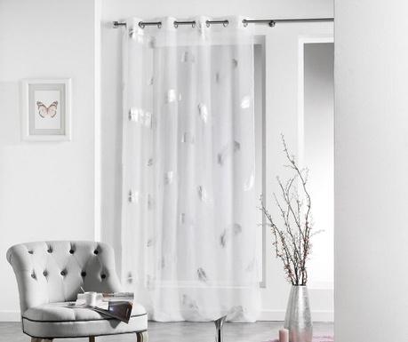 Перде Plumette Style White 140x240 см
