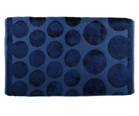 Prosop de picioare Orem Dark Blue 60x100 cm