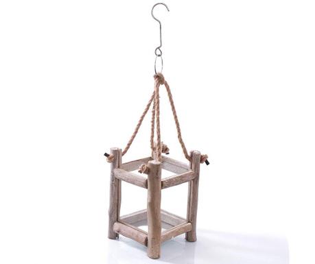 Suspended lantern Quadra
