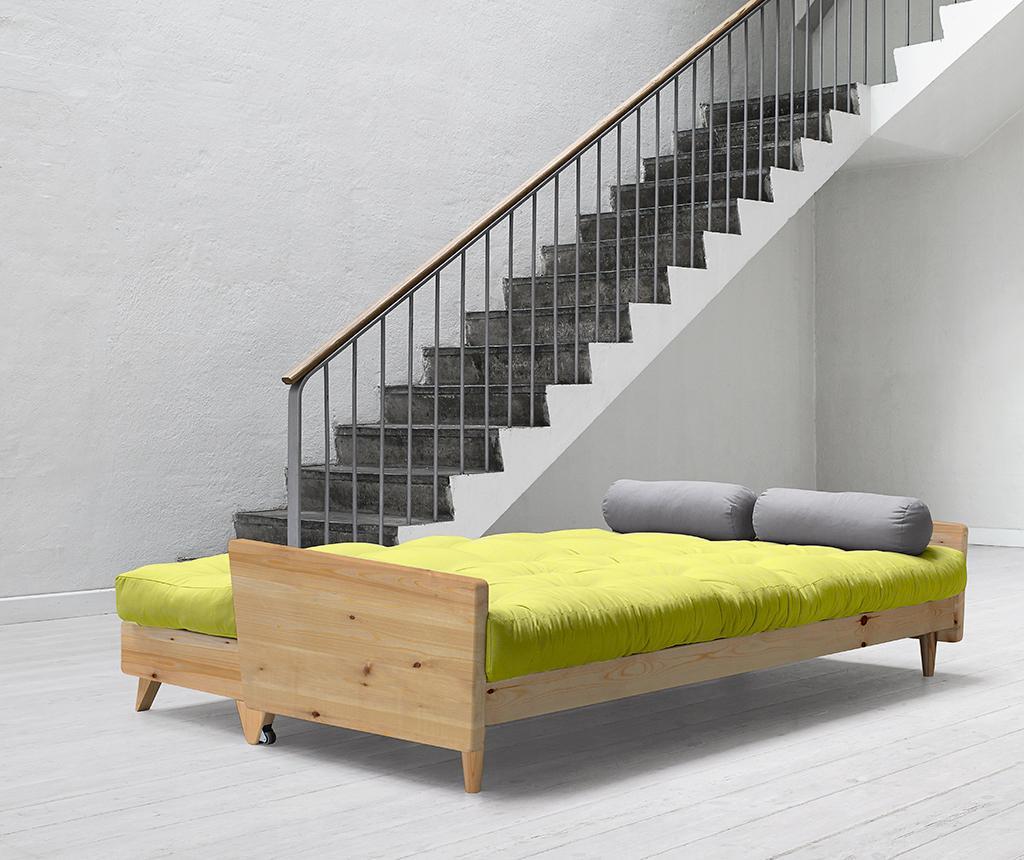 Sofa extensibila Indie Natural and Pistachio