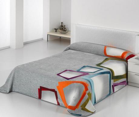 Κουβέρτα Harmony Grey