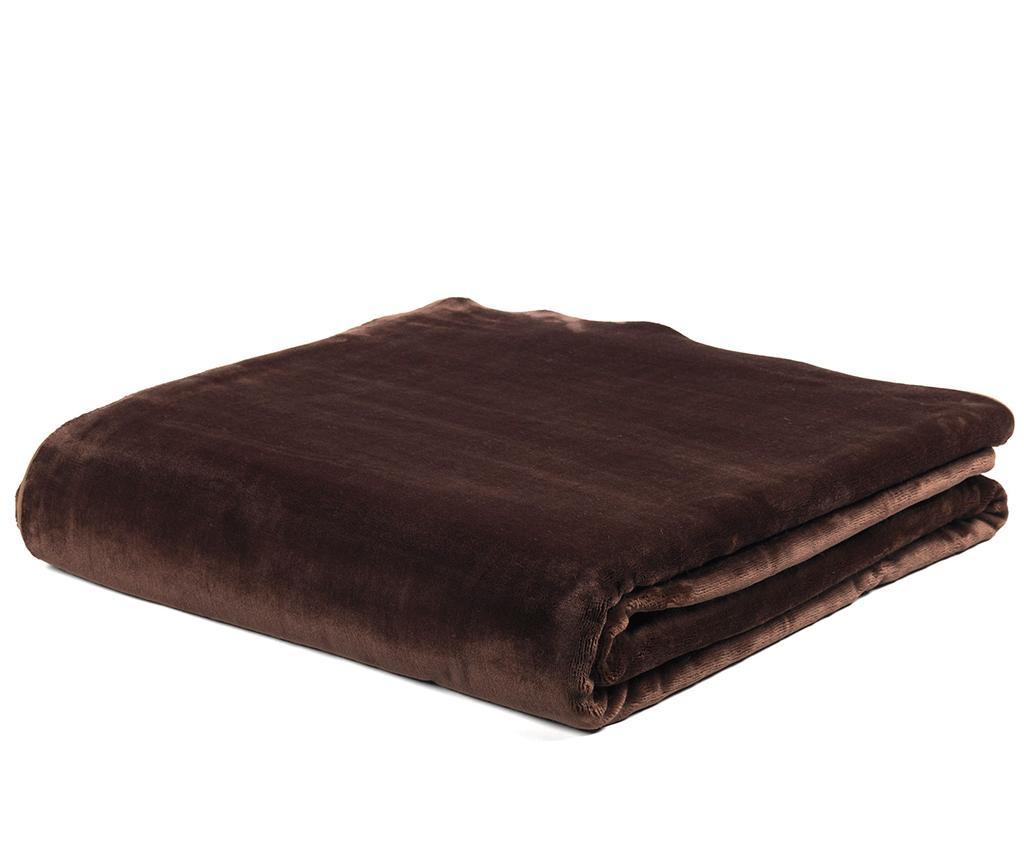 Odeja Mora Brown 240x260 cm