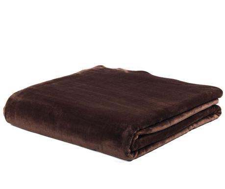 Κουβέρτα Sense Brown 220x240 cm