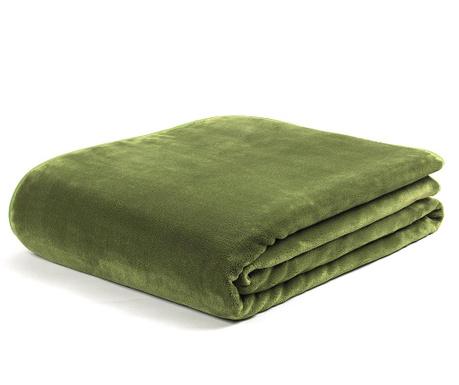 Κουβέρτα Sense Olive