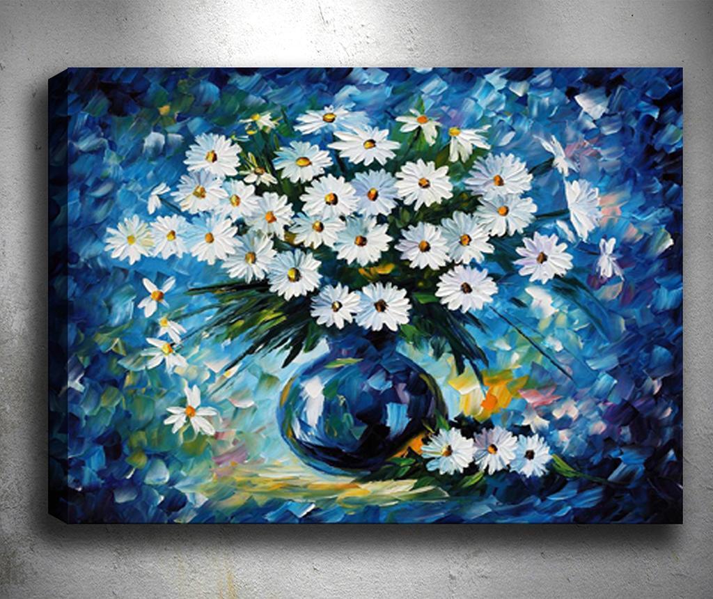 Slika 3D Margarets 50x70 cm