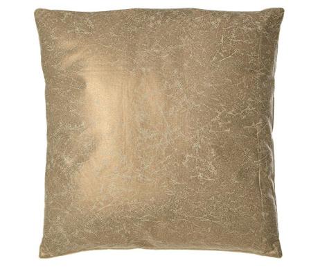 Poduszka dekoracyjna Clark Copper 45x45 cm