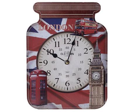 Nástěnné hodiny London Time