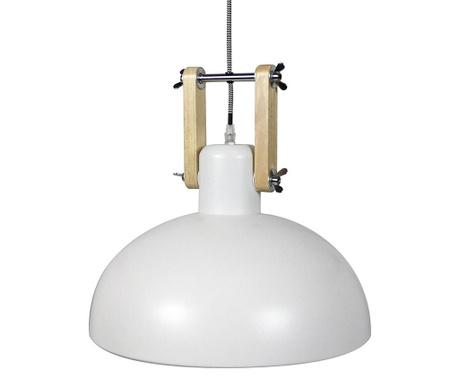 Závěsná lampa Dexter White Matte
