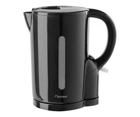Električno kuhalo za vodu Clear Black 1.7 L