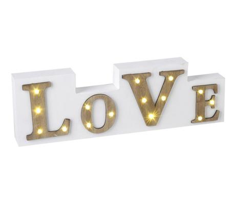 Dekoracja świetlna Love It