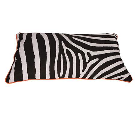 Perna decorativa Zebra Stripes 35x60 cm