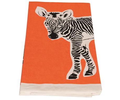 Кухненска кърпа Zebra Coral 50x70 см