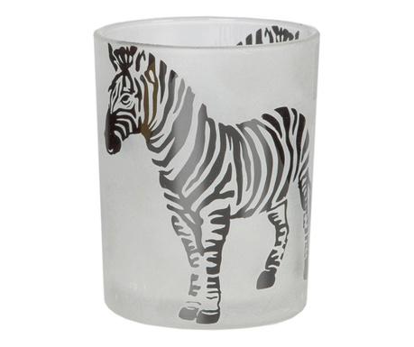 Suport pentru lumanare Zebra
