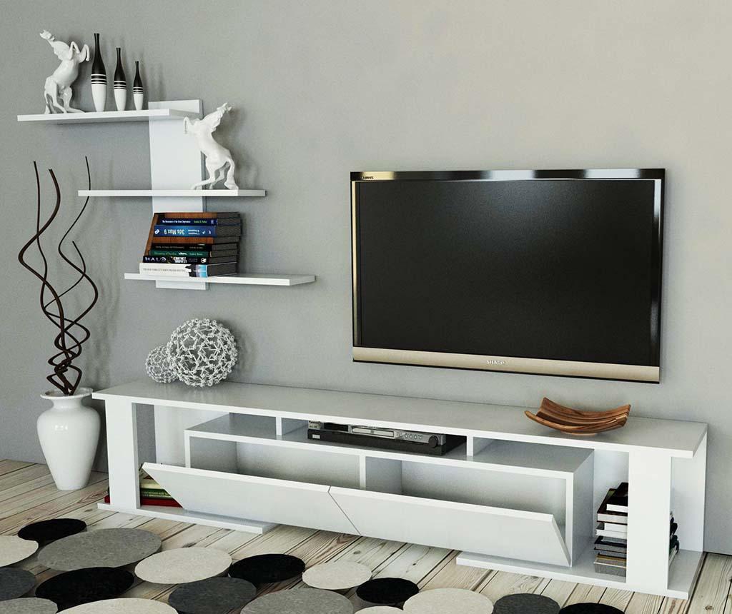 Obývací stěna Game White