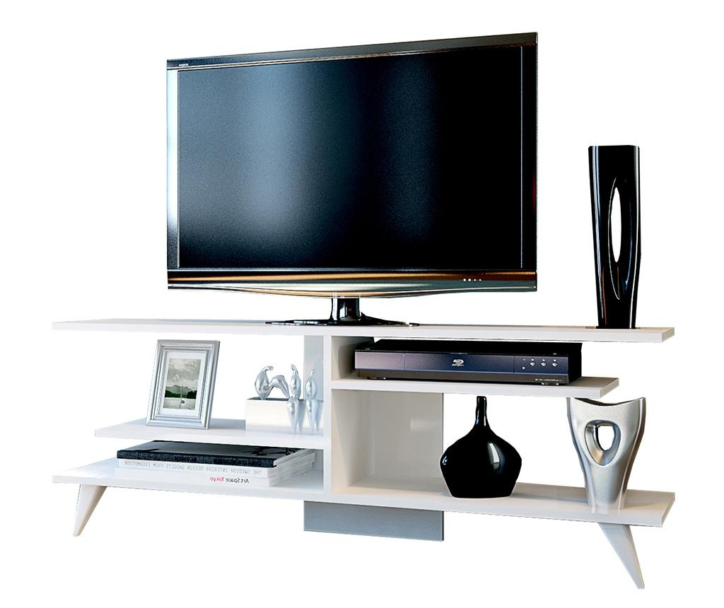 Comoda TV Fever White
