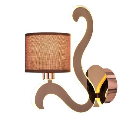 Lampa ścienna Ambrosia Copper