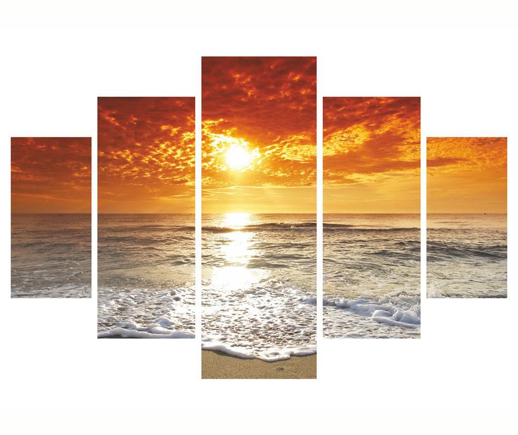 Set 5 slik Sunset