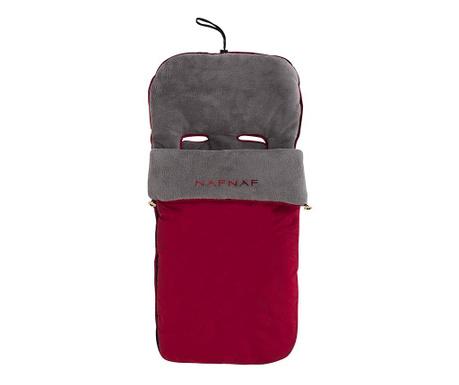 Zimní potah na dětský kočárek Carro Red