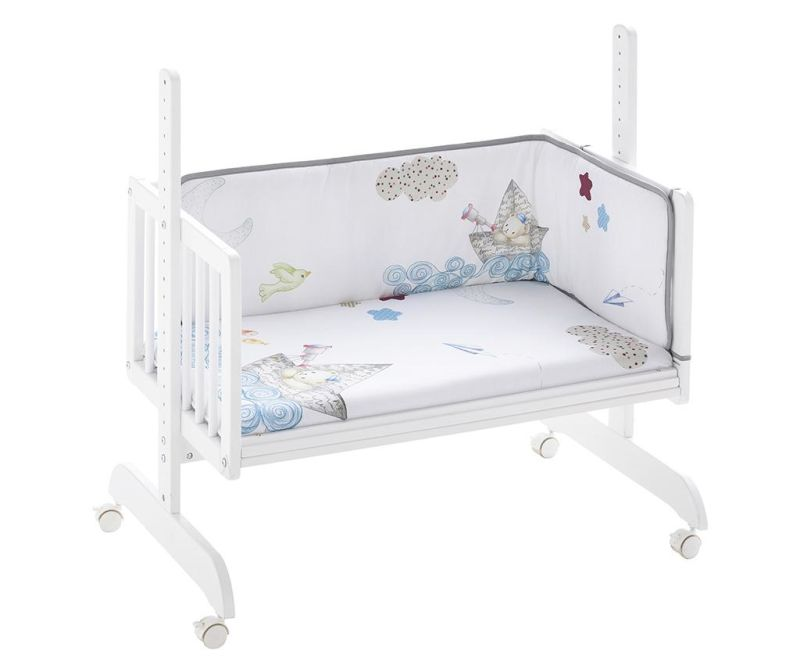 Set - otroška posteljica in dodatki Oso Cosleeper