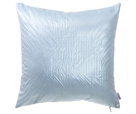Obliečka na vankúš Metallic Blue 43x43 cm