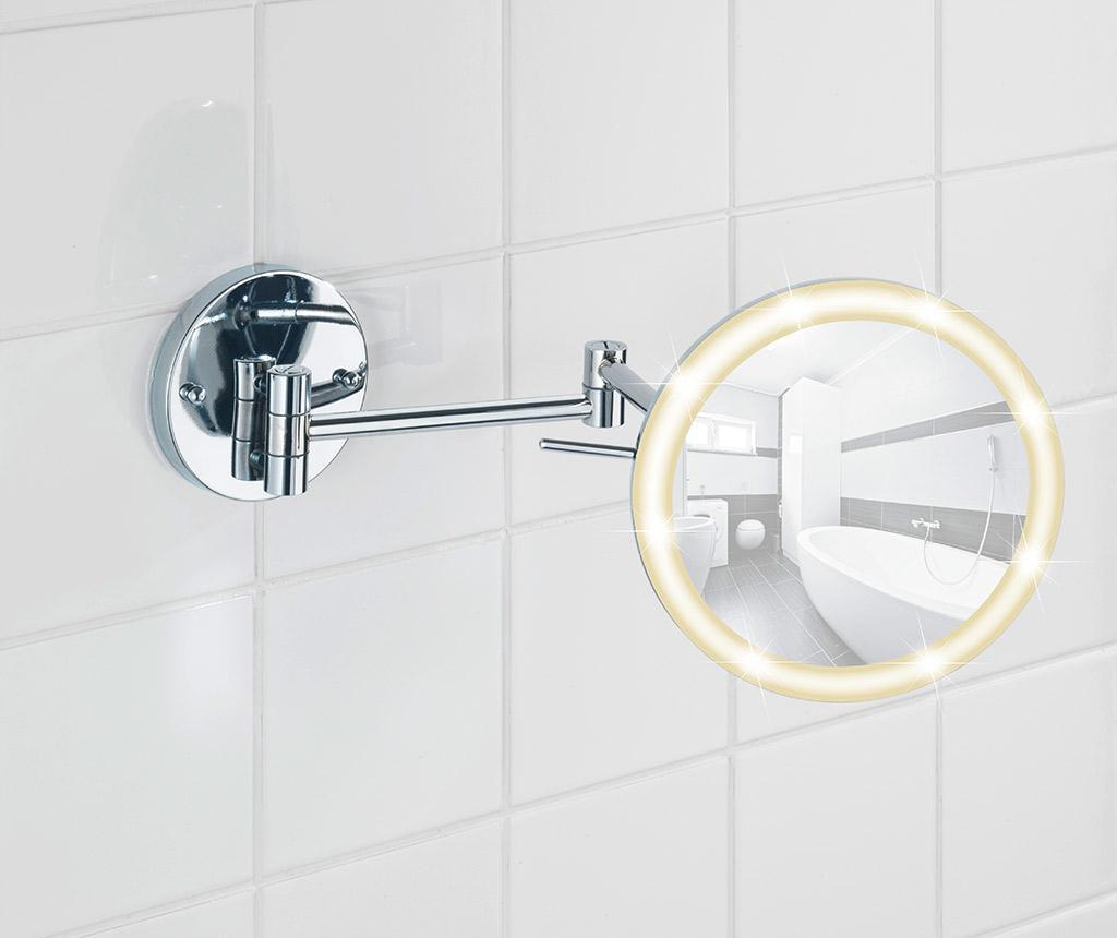 Kozmetično ogledalo z LED sijalko Aura