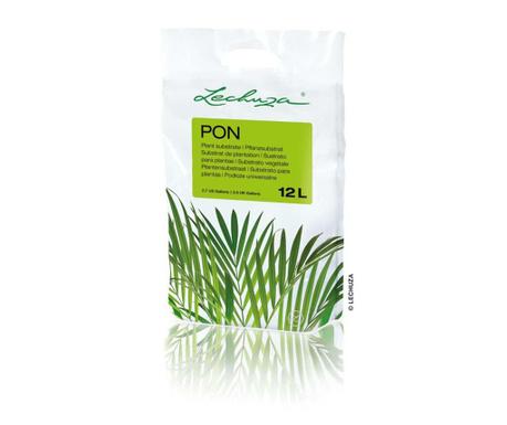 Anorganska podlaga za rastline Lechuza Pon 12 L