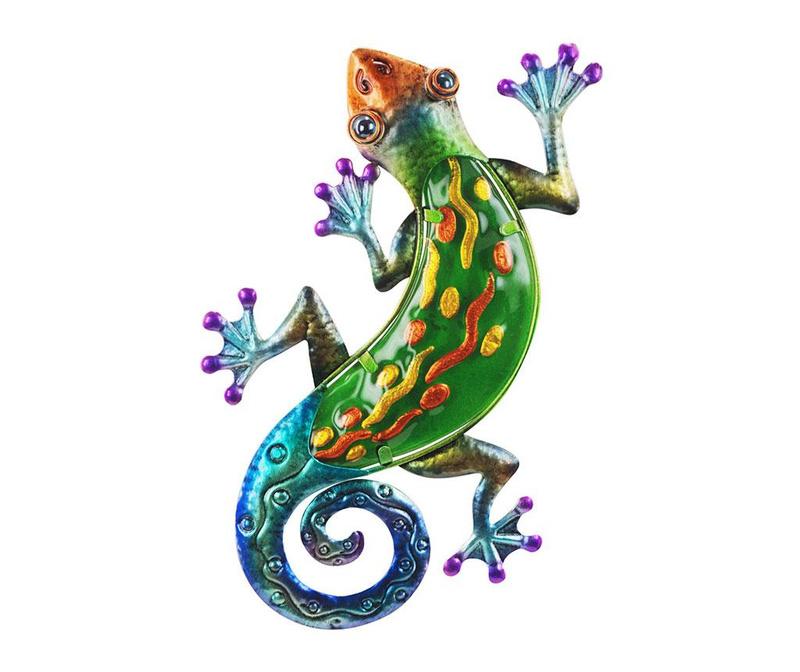 Decoratiune de perete Lizard Plug