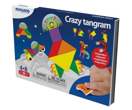 Magnetna igra Tangram World