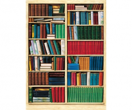 Bibliotheque Tapéta 183x254 cm