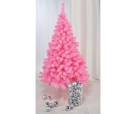 Sztuczna choinka Frosty Pink 150 cm