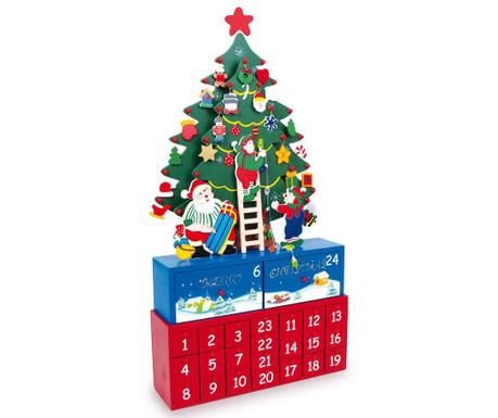 Kalendarz adwentowy Christmas Tree
