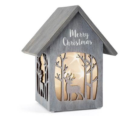 Светеща декорация Merry Christmas