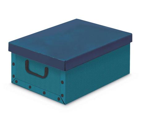 Skladovacia krabica s vekom Basic Top