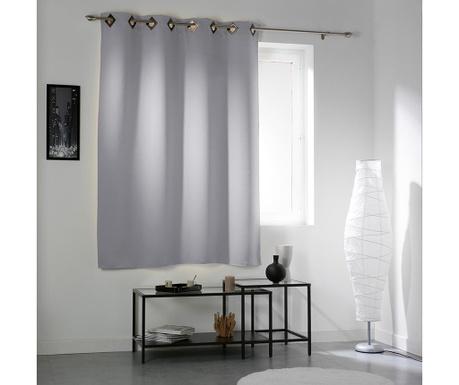 Zasłona zaciemniająca Cocoon Grey 140x180 cm
