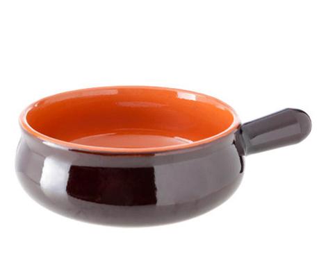 Brown Handle Sütőedény