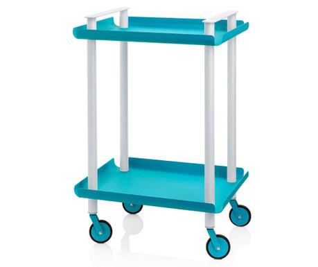 Kolica za posluživanje Leky Mini Blue