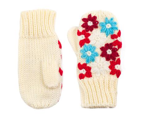 Rękawiczki damskie Antonia Yellow