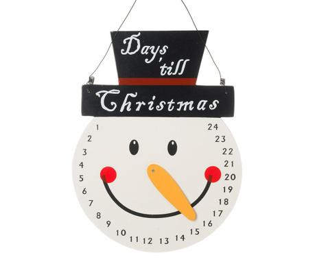 Snowman Adventi naptár