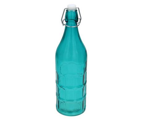 Frizzi Turquoise Üvegpalack hermetikus dugóval 1.1 L
