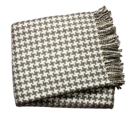 Priročna odeja Pearls Grey 140x180 cm