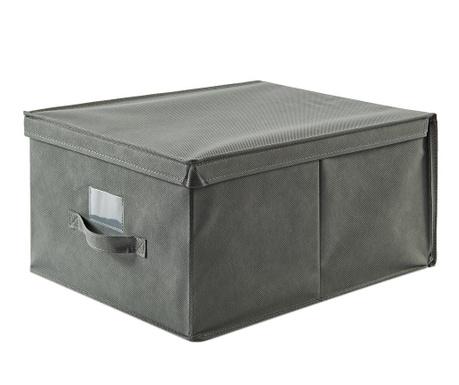 Shranjevalna škatla s pokrovom Verna Grey