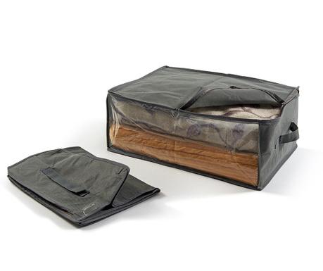 Set 2 shranjevalnih vreč Georgya Grey