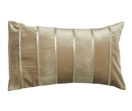 Ukrasni jastuk Effect Stripe Beige 33x60 cm