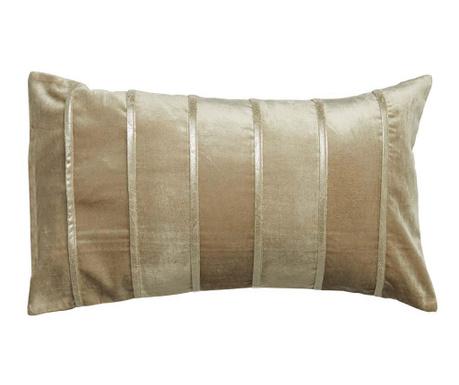 Декоративна възглавница Effect Stripe Beige 33x60 см